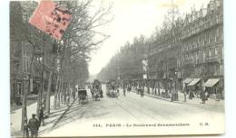 75* PARIS Bd Beaumarchais - France