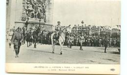 75* PARIS   14 Juillet 1919 Le Defile - France