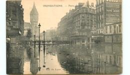 75* PARIS   Inondations - Rue De Lyon - Inondations De 1910