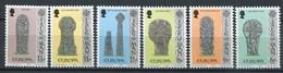Isle Of Man Mi# 122-7 Postfrisch/MNH - CEPT Tombstones - Man (Eiland)