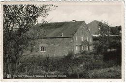 Le Gîte - Maison De Vacances à Cornimont (Semois)  - Circulée - Edit. Café E. Dixheures - Cornimont - 2 Scans - Bièvre