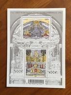 BLOC FEUILLET ORGUE DE SAINT JACQUES DE LUNEVILLE Y&T F4708 - 2012 - Neuf ** - Blocs & Feuillets