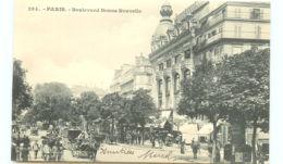 75* PARIS -  Bd Bonne Nouvelle - France