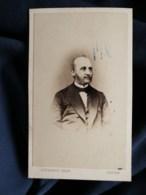 Photo CDV  Espagnet à Rouen  Portrait Homme (Casimir Bellest)  Sec. Empire  CA 1865 - L496A - Oud (voor 1900)