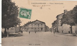 2-9---castelsarrasin--82--place Saint Louis--livraison Gratuite - Castelsarrasin
