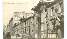 75* PARIS -  Mairie Du VII Eme - Arrondissement: 07