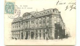 75* PARIS -  Mairie Du IV Eme - Arrondissement: 04