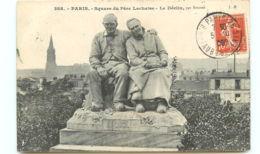 75* PARIS -  Pere Lachaise - France