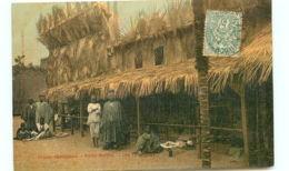 75* PARIS -  Porte Maillot - Village Senegalais - Autres