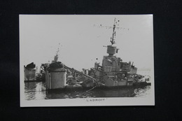 PHOTO - Photo Du Sabordage De La Flotte Française à Toulon En 1942 - L 58279 - Oorlog, Militair
