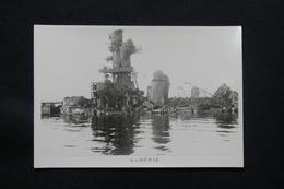 PHOTO - Photo Du Sabordage De La Flotte Française à Toulon En 1942 - L 58280 - Oorlog, Militair