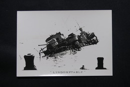 PHOTO - Photo Du Sabordage De La Flotte Française à Toulon En 1942 - L 58289 - War, Military