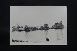 PHOTO - Photo Du Sabordage De La Flotte Française à Toulon En 1942 - L 58294 - Guerra, Militares