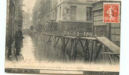 75* PARIS -     Crue  Rue De Beaune - Inondations De 1910