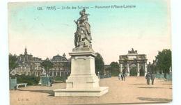 75* PARIS -     Monument Alsace -lorraine - Autres