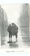 75* PARIS -     Crue - Rue De Solferino - Inondations De 1910