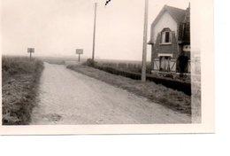 PHOTO 12.5 X 9  GONDECOURT LE PASSAGE A NIVEAU NO 44 - Otros Municipios