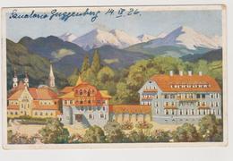 Bressanone (BZ) Casa Di Cura Guggenber - F.p. -anni '1920 - Bolzano (Bozen)