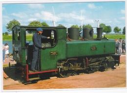 CPM - 80 - SAINT VALERY SUR SOMME (Somme) - Le Petit Train De La Baie De Somme - Saint Valery Sur Somme