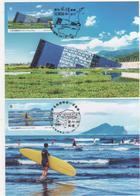 2019 Taiwan R.O.CHINA -Maximum Card.- Taiwan Scenery— Yilan County (6 Pcs.) - 1945-... Republic Of China