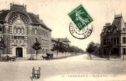 VALENCIENNES - Boulevard Pater  / TTBE ./LOT 4000 - Valenciennes