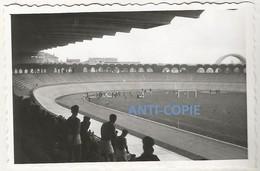 WW2 4x PHOTO ORIGINALE Soldats Allemands à BORDEAUX Parc Lescure GIRONDE 33 - 1939-45