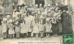 GOURNAY En BRAY Millénaire Normand Du 14 Juillet 1911 - Gournay-en-Bray