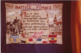 76     Forges Les Eaux  Photo  Jumelage Battice -forges 1960-1961 - Forges Les Eaux