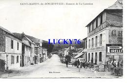 Saint Martin De Boscherville Hameau De La Carriere Publicite Pirelli - Saint-Martin-de-Boscherville