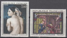 France  1530 à 1531 ** - Unused Stamps