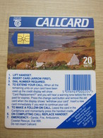 Chip Phonecard,cottage,used(maybe Mint) - Irlande