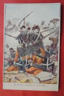 CHROMO.  Le  Sergent  BLANDAN. 11 Avril  1842.Guerre D'Algérie.  Brugeaud - Non Classificati