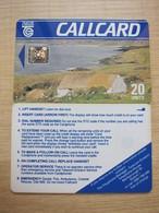 Chip Phonecard,cottage,used - Irlande