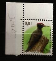 Belgique Belgie 2009 N° 3931 ** Courant, Oiseau, Pic Noir, Faune, Conifères, Insectes Xylophages, Picidae, Larve, Fourmi - Belgium