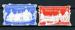 Italie   Cinderella  Esposizione Internationale  Torino 1911 - Italië