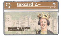 Schweiz  - Die Goldenen Königskarten - Ruprecht Von Der Pfalz -  Deutscher Kaiser  - 2,- PTT - 405L - Mint - Switzerland