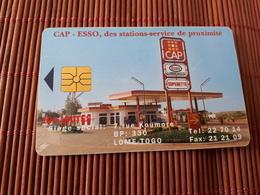 Phonecard Togo 100 Units Used Rare - Togo