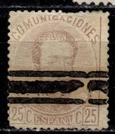 E+ Spanien 1872 Mi 115 Amadeo I. - 1872-73 Reino: Amadeo I