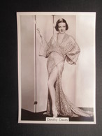 REAL PHOTO - PIN UP (V2004) DOROTHY DAWES (2 Vues) N°06 BEAUTIES OF TO-DAY Second Series - Phillips / BDV