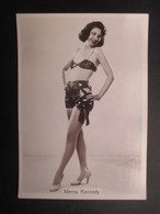 REAL PHOTO - PIN UP (V2004) MERNA KENNEDY (2 Vues) N°07 BEAUTIES OF TO-DAY Second Series - Phillips / BDV