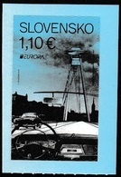 Europa Cept - 2018 - Slovakia *Self_Adhesive - (Bridges) ** MNH - 2018