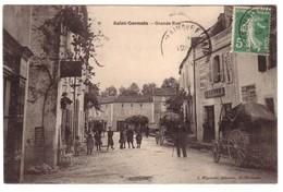 SAINT GERMAIN DU BEL AIR  - Grande Rue - France