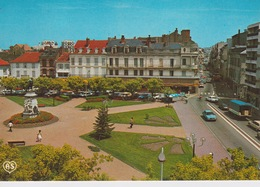 Tarbes - La Place Jean Jaurès - Non Circulée - Tarbes
