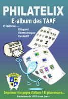 LOGICIEL E-ALBUM DES TAAF (Imprimez Vos Propres Albums) - Software