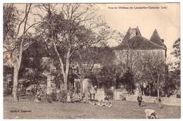 LACAPELLE-CABANAC - Le Château - France