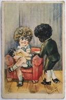 V 80145 - Illustrazione Firmata - Bouret - Bouret, Germaine