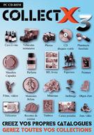 LOGICIEL COLLECTIX (créez Vos Propres Catalogues, Gérez Toutes Vos Collections) - Software