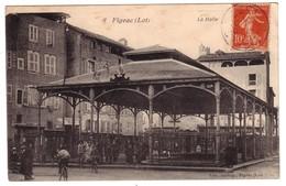 FIGEAC - La Halle - Figeac
