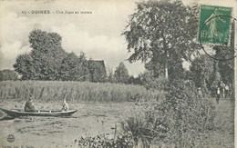 Guines - Une Flaque Au Marais - Guines