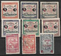 1948 Paraguay 9v. - Paraguay